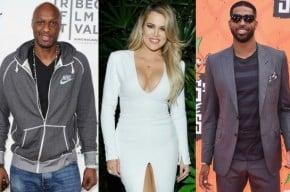 Lamar, Kloé  y Tristan