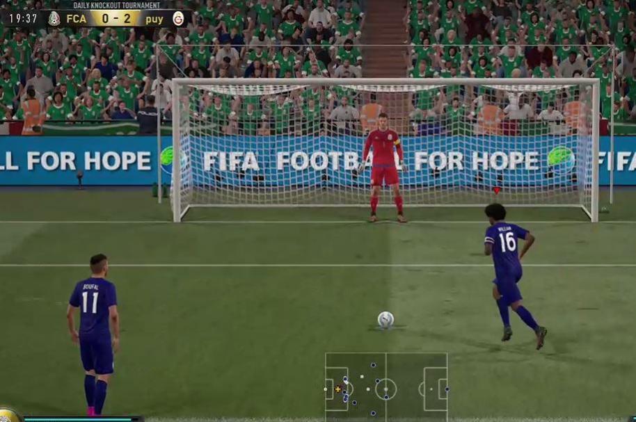 Penal FIFA 17