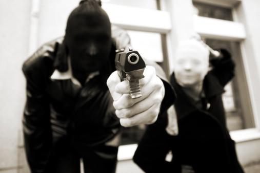 Ladrones.