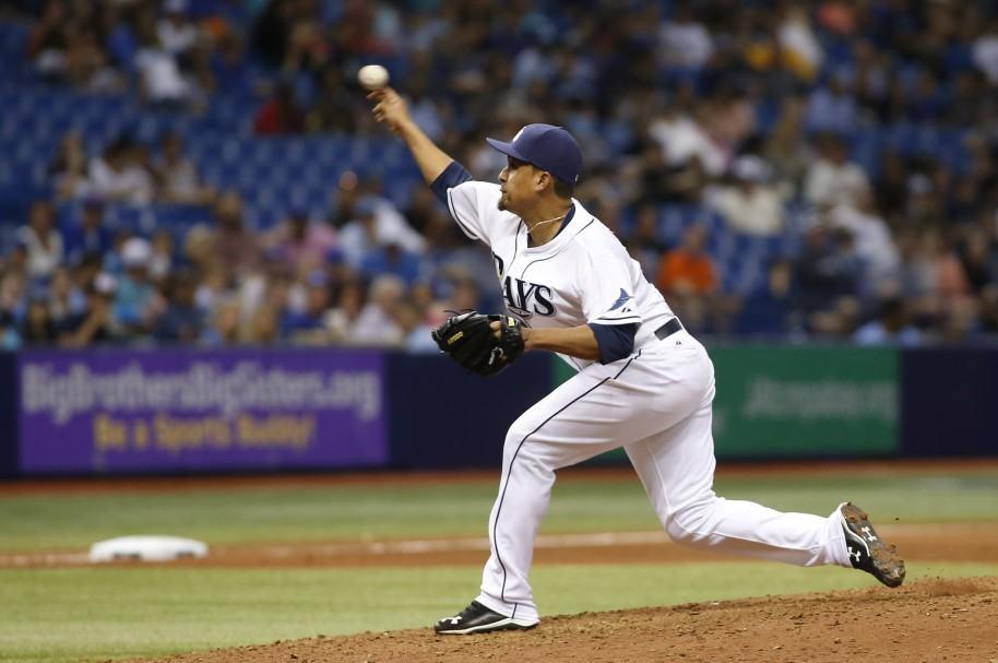 Béisbol Ernesto Frieri