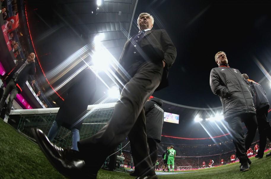 Carlo Ancelotti, DT del Bayern München