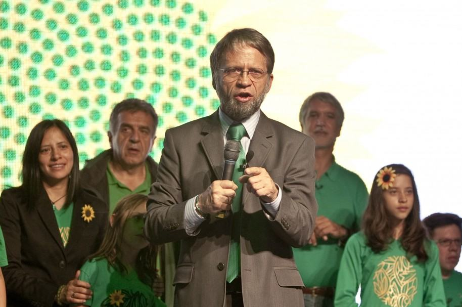 Antanas Mockus - Presidential Elections In Colombia