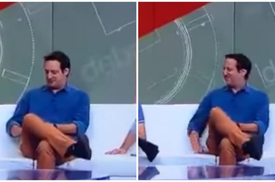 Gian Oddi, periodista de ESPN Brasil.