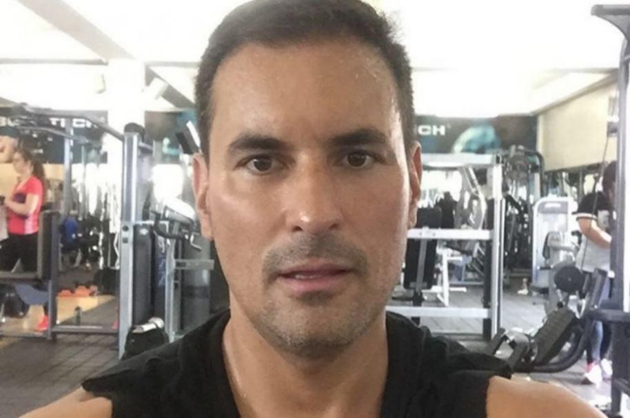 Luis Fernando Salas, actor colombiano.
