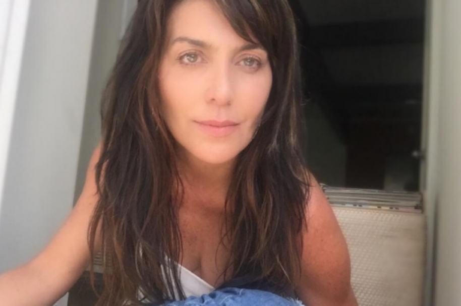 Isabella Santodomingo, actriz y escritora colombiana.