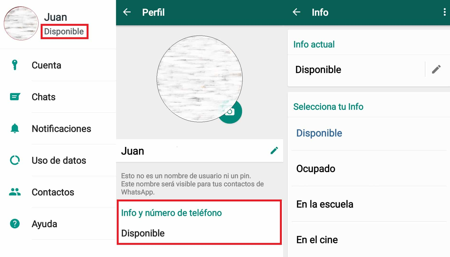 Así se usan los 'viejos' estados de WhatsApp