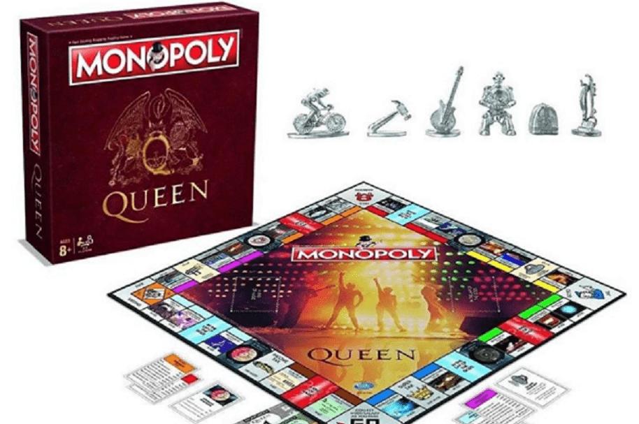Monoply Queen