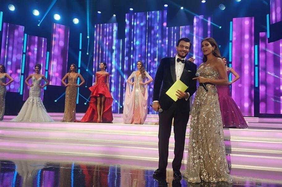 Luciano D'Alessandro y Andrea Serna