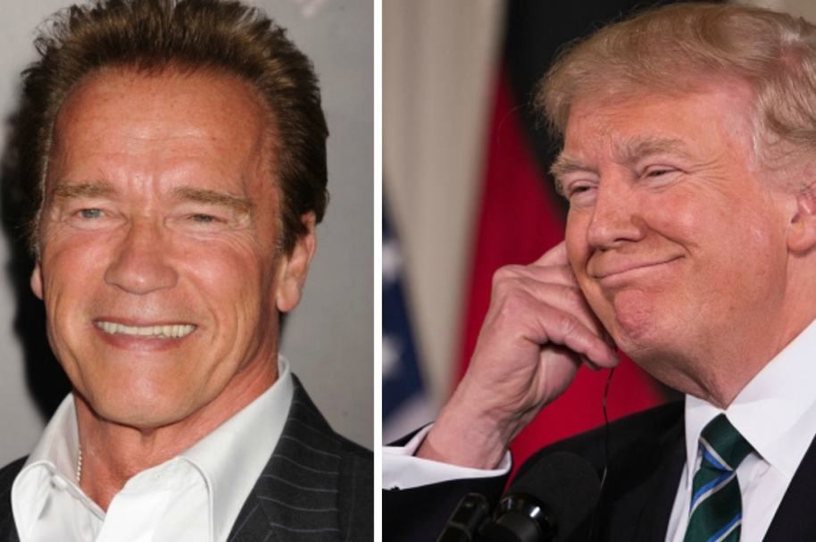 Terminator y Trump