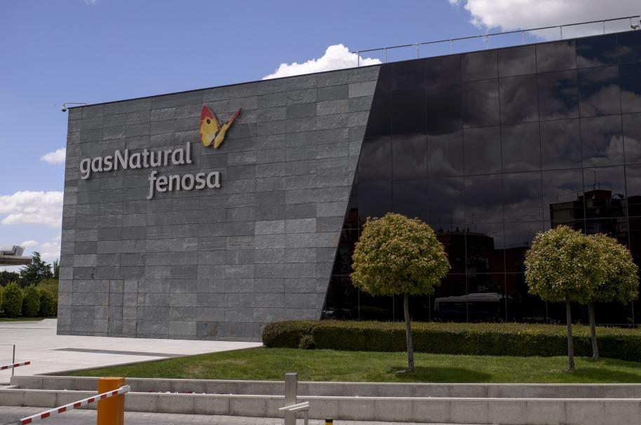 Sede de Gas Natural Fenosa en Madrid.