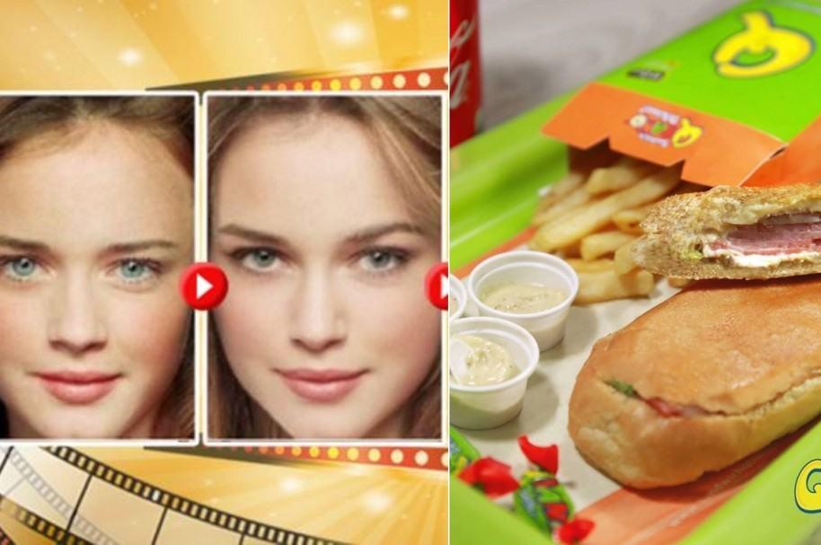 Publicidad de Sandwich Qbano