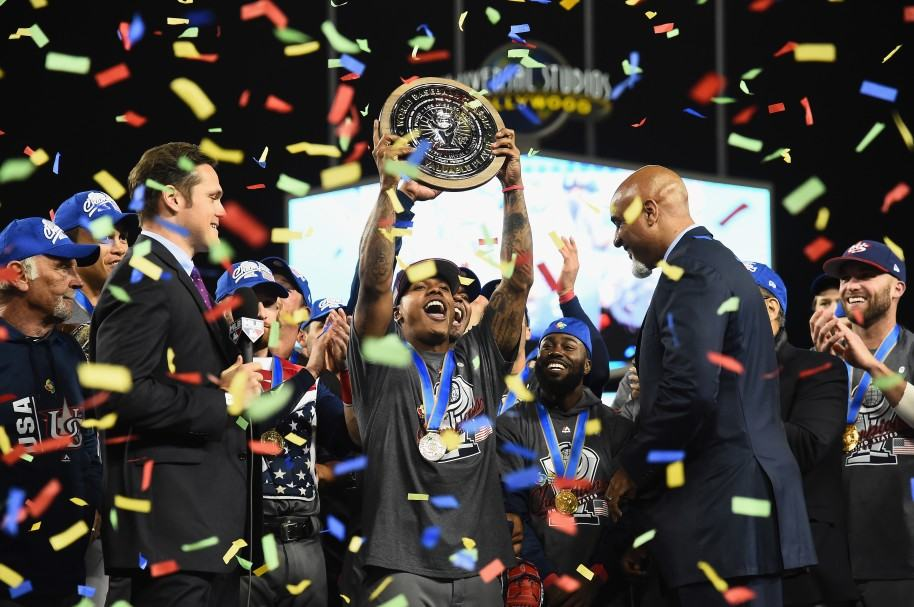 EE. UU. gana el Clásico Mundial de Béisbol