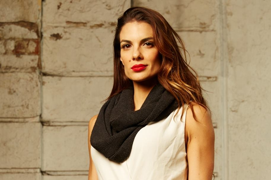 Tatiana de los Rios, actriz, modelo y exparticipante del 'Desafío'.