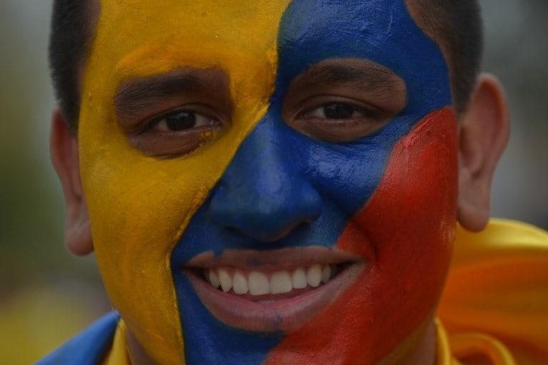 Hincha de Colombia