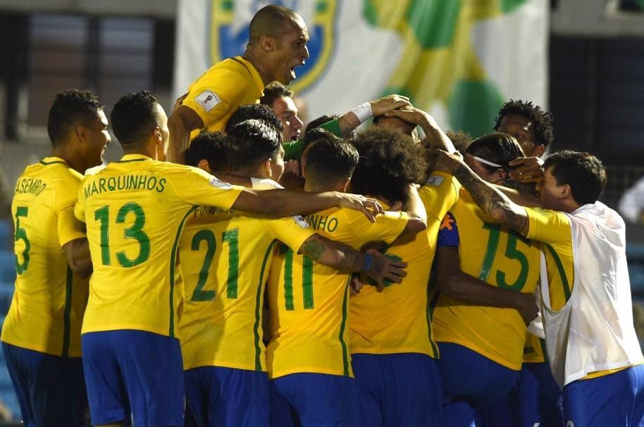 Selección Brasil