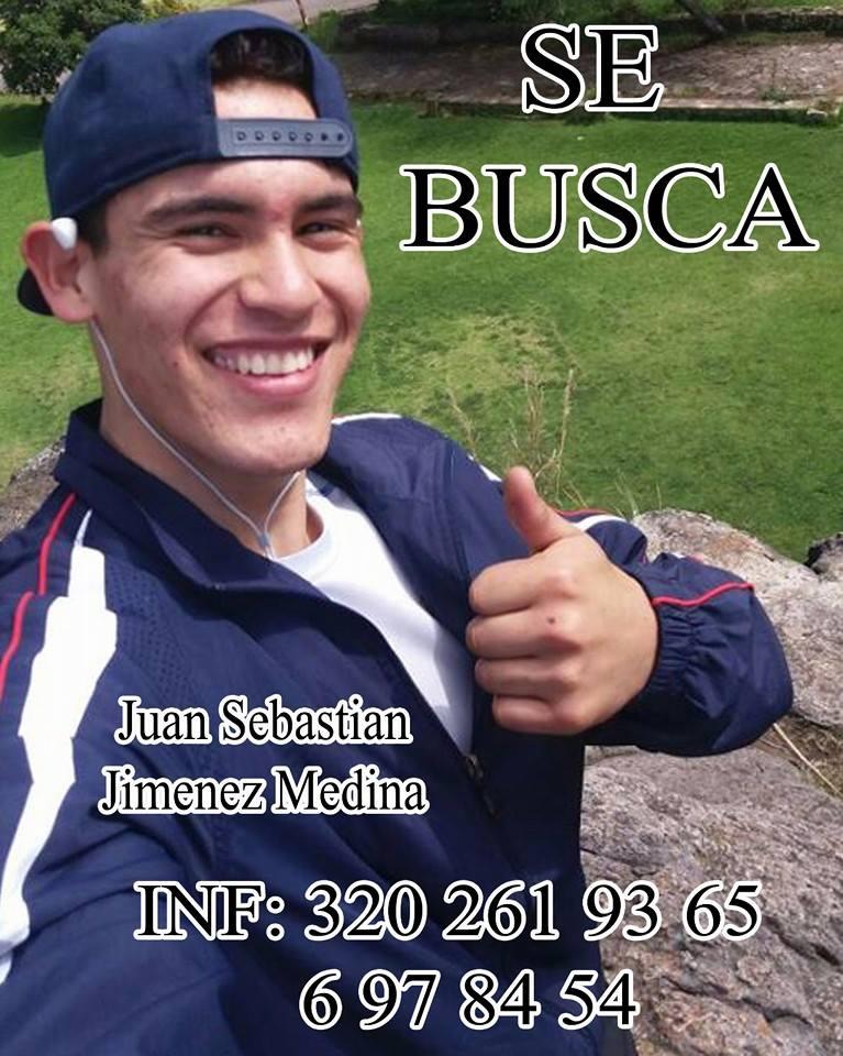 ,Juan Sebastián Jiménez Medina