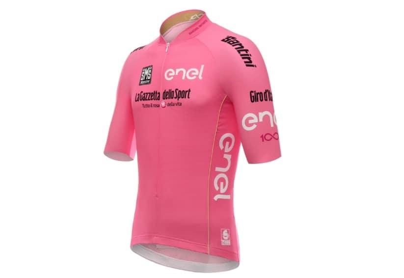 Camiseta Rosa Giro 2017