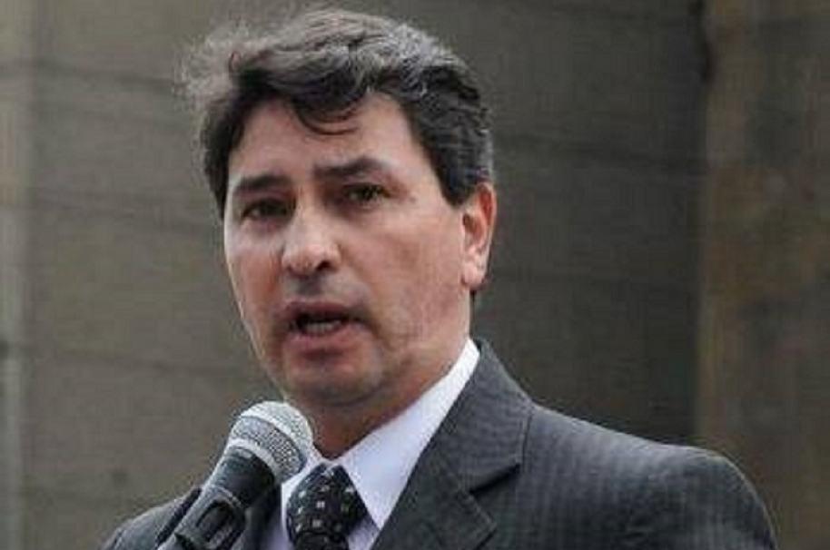 Diego Fernando Herrera Rojas, edil de la localidad de Los Mártires