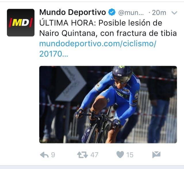 Tuit Mundo Deportivo