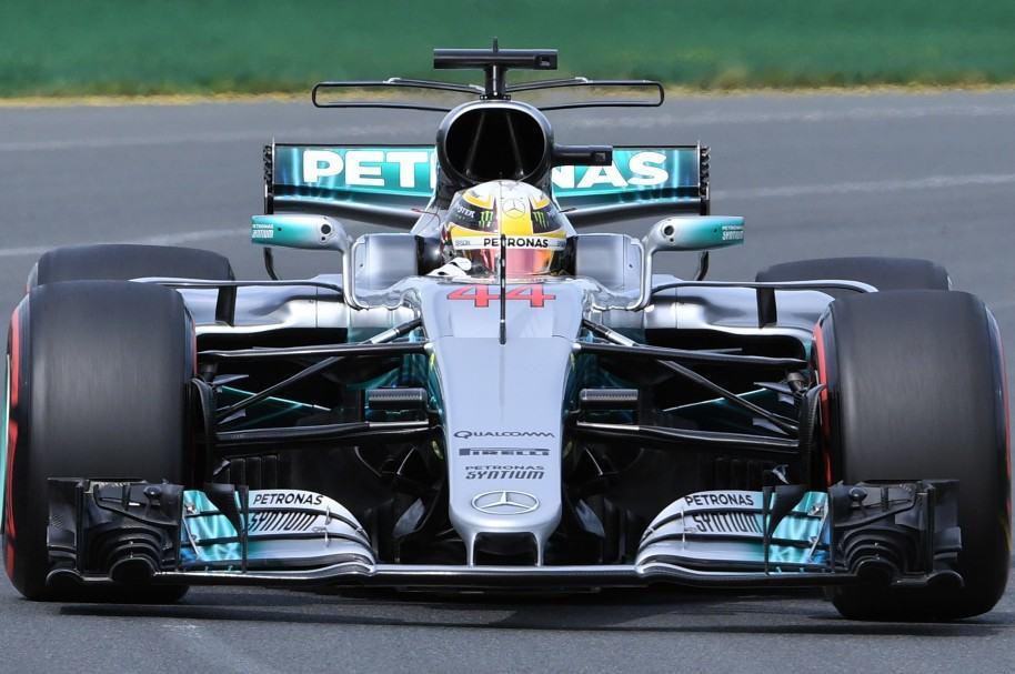 Lewis Hamilton  GP Australia 2017