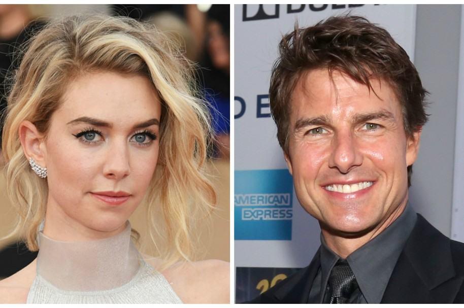 Tom Cruise y Vanessa Kirby