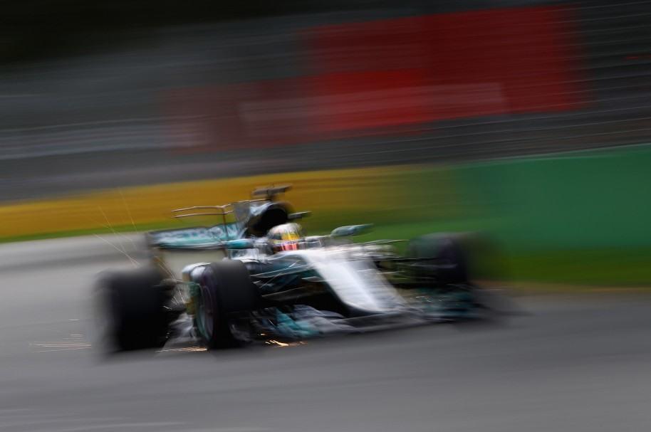 Lewis Hamilton GP Australia
