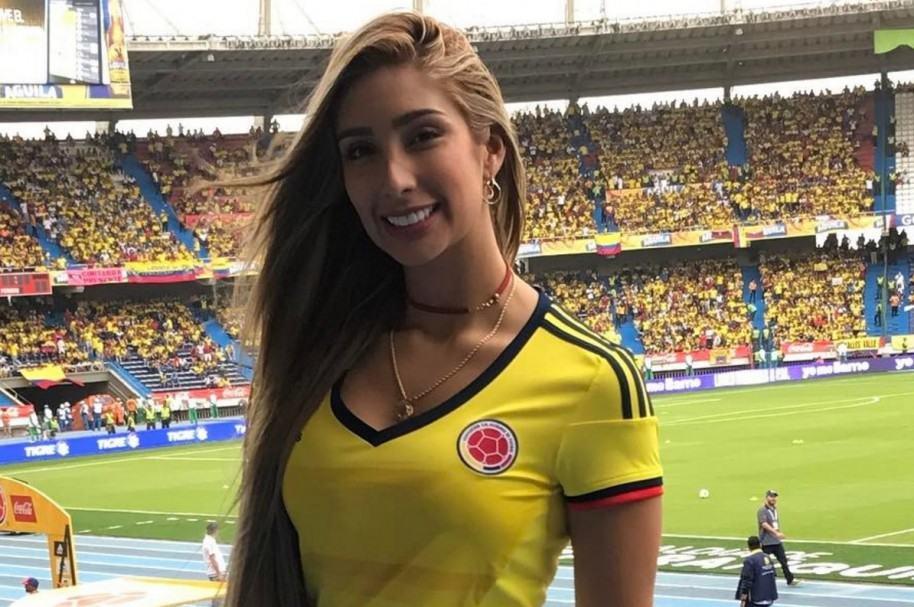 Esposa Matheus Uribe