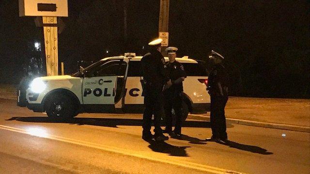 Policía acordona la zona de los disparos en Cincinatti