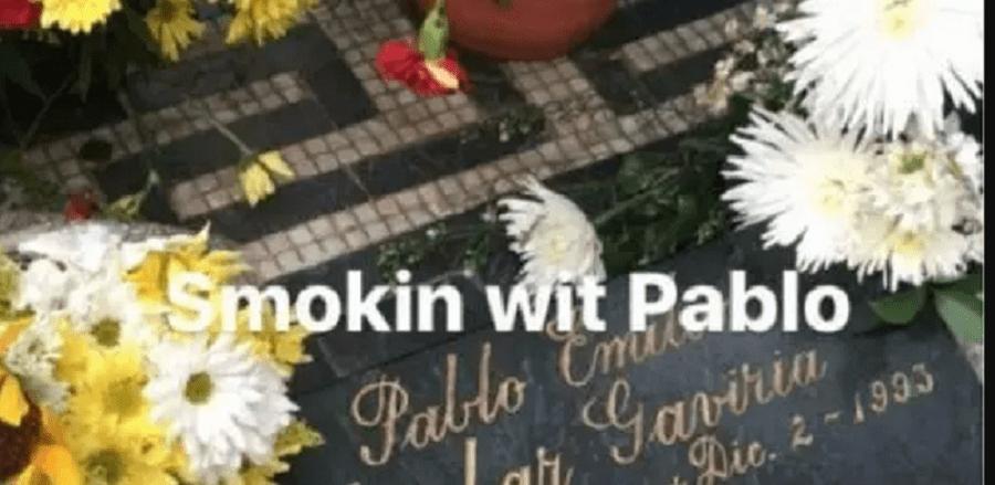 Tumba Pablo Escobar