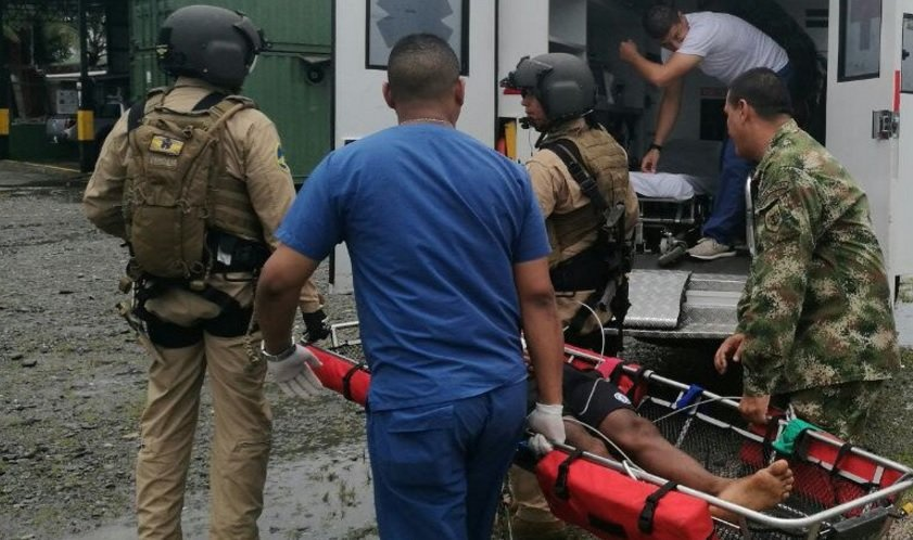 Masacre en Chocó