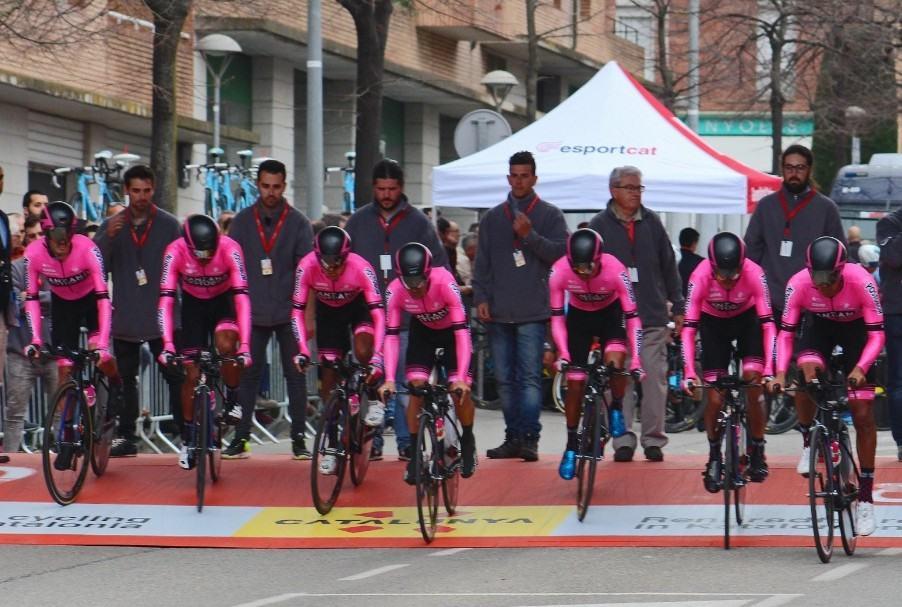 Equipo Manzana Postobón de ciclismo