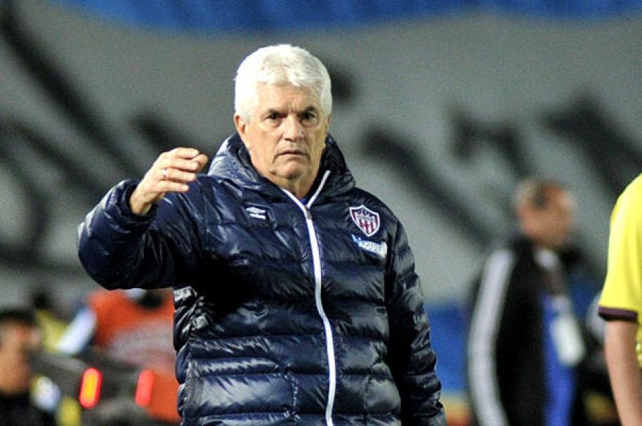 Julio Comesaña, entrenador de fútbol