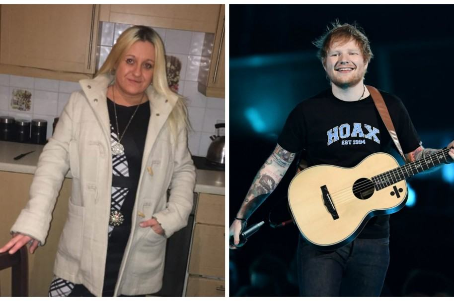 Arrestan mujer por repetir canción de Ed Sheeran a todo volumen