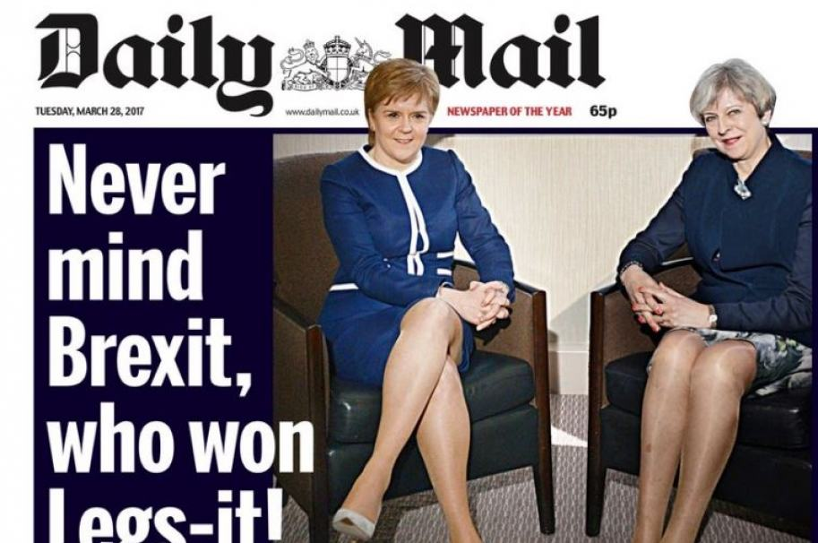 Portada Daily Mail