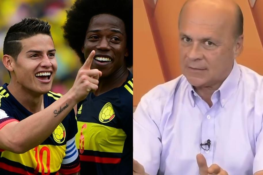 Selección Colombia / Carlos Antonio Vélez