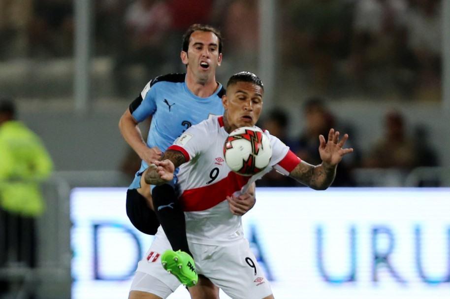 Perú vs Uruguay, en Lima