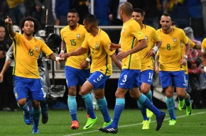 Brasil 3-0 Paraguay
