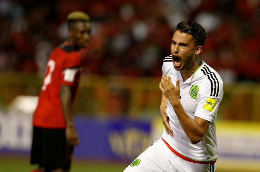Trinidad y Tobago vs México