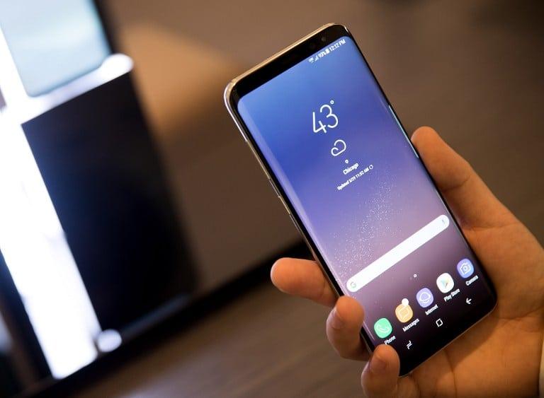 Presentación Samsung Galaxy S8