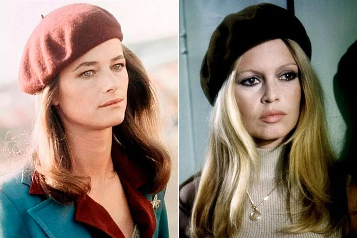 Charlotte Rampling y Brigitte Bardot - Pulzo.com