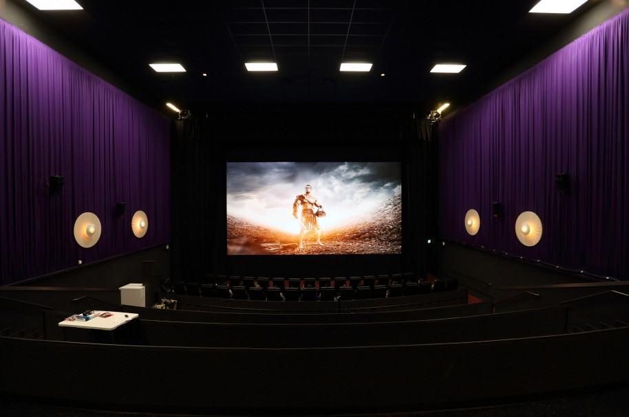 Render Samsung Cinema Screen