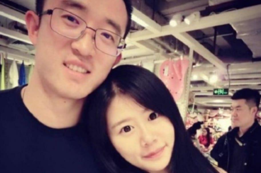 Jiang Zhinpeng y su presunta amante, Xiao Bing