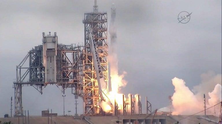 Lanzamiento Falcon 9