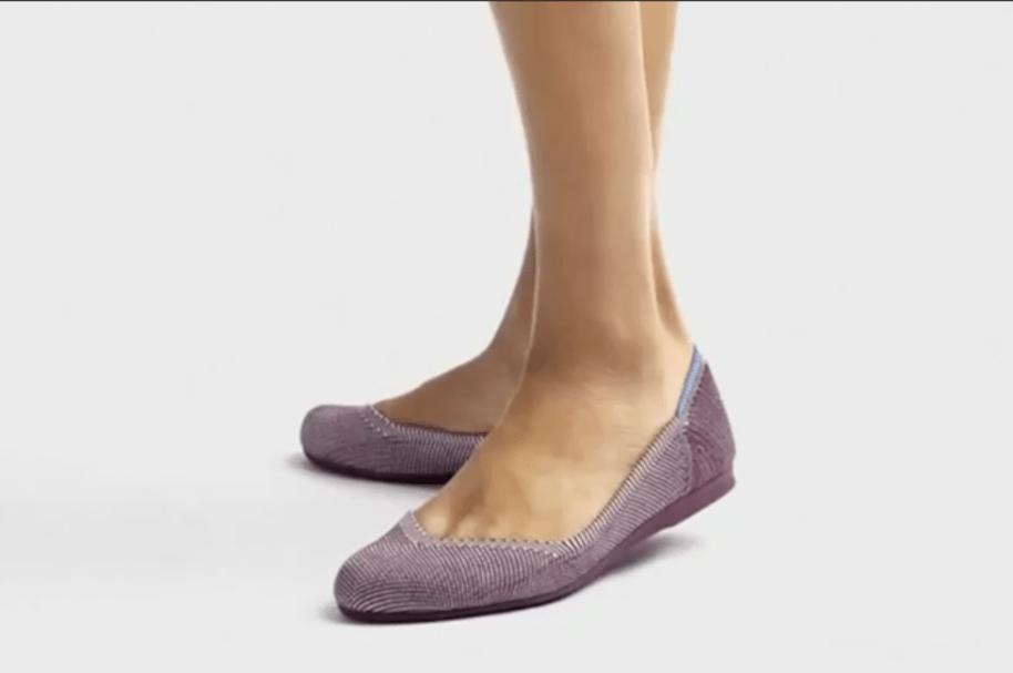 Zapatos de plástico
