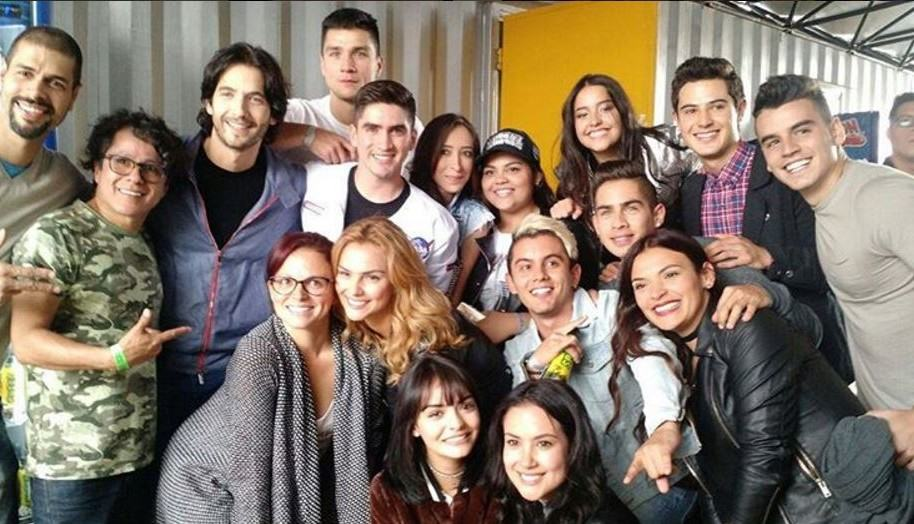 Actores de 'Francisco, el matemático'.
