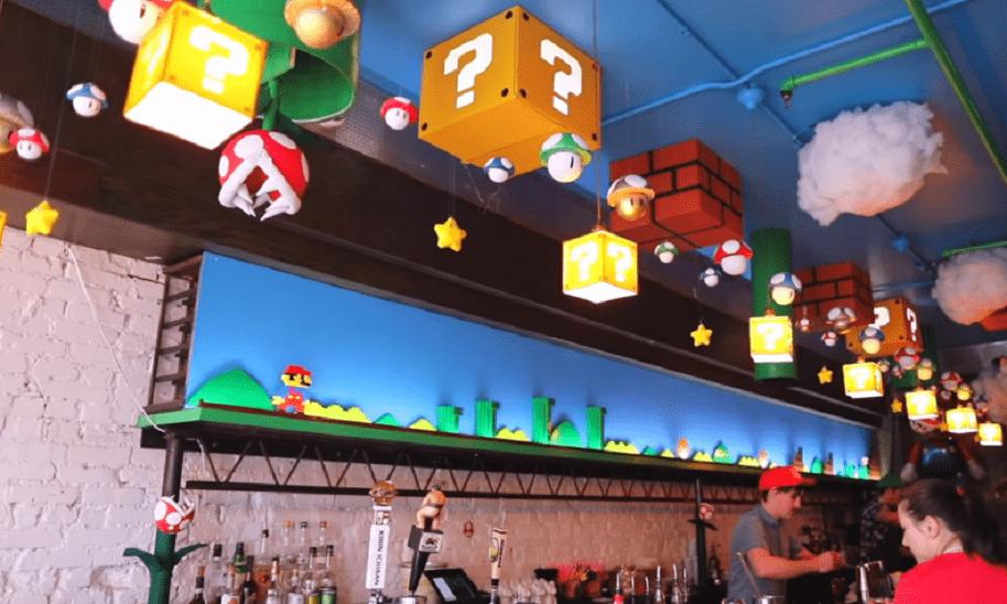 Bar de Mario Bros
