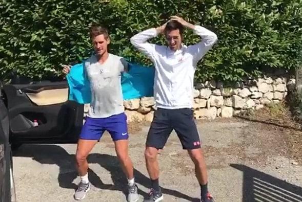 Novak Djokovic y Marko