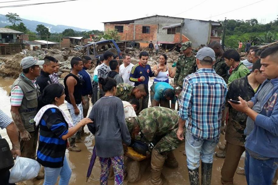 Tragedia de Mocoa, Putumayo