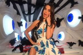 Andreína Solórzano, presentadora.