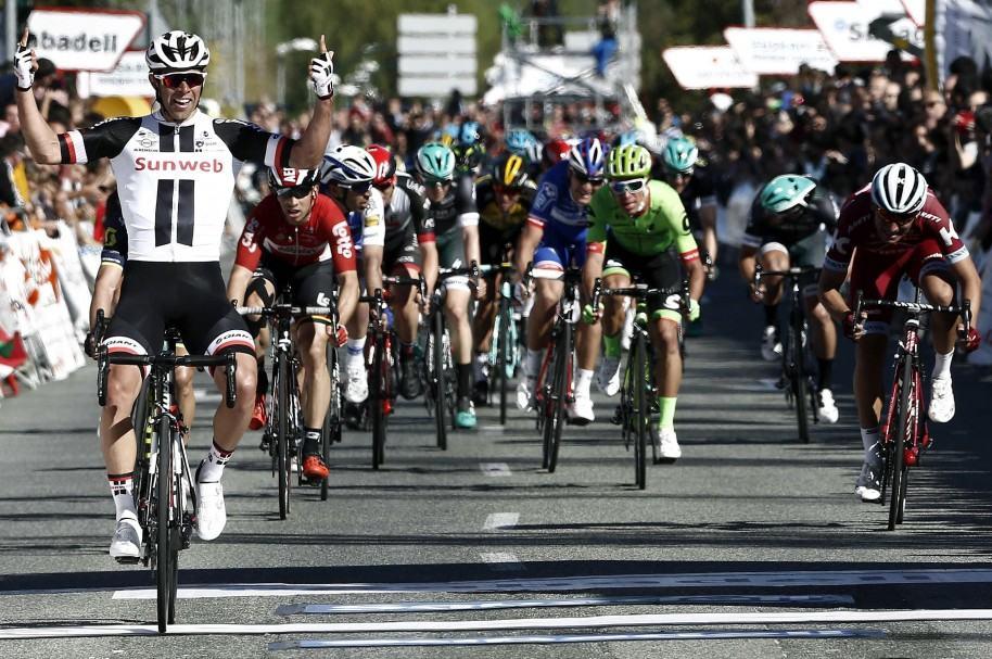 Primera etapa Vuelta al País Vasco